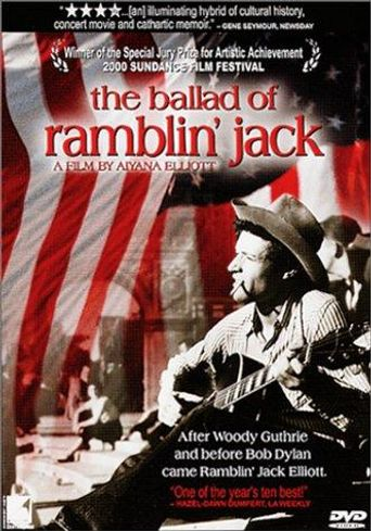 The Ballad of Ramblin' Jack Poster