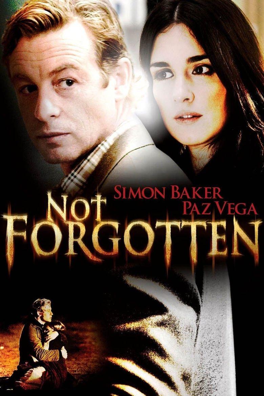 Watch Not Forgotten
