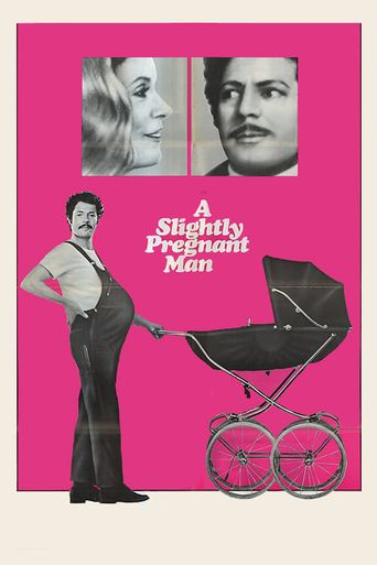 A Slightly Pregnant Man Poster