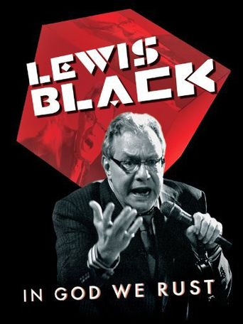 Lewis Black: In God We Rust Poster