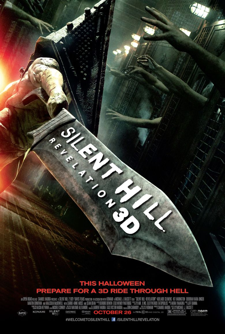 Silent Hill Revelation 3d 2012 Watch On Netflix Or Streaming Online Reelgood