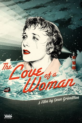 The Love of a Woman Poster