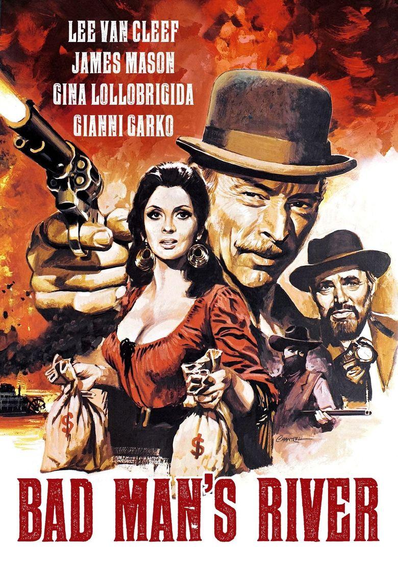 Bad Man's River Poster