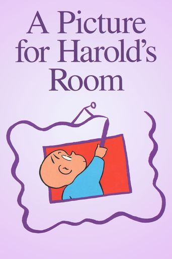A Picture For Harold's Room Poster