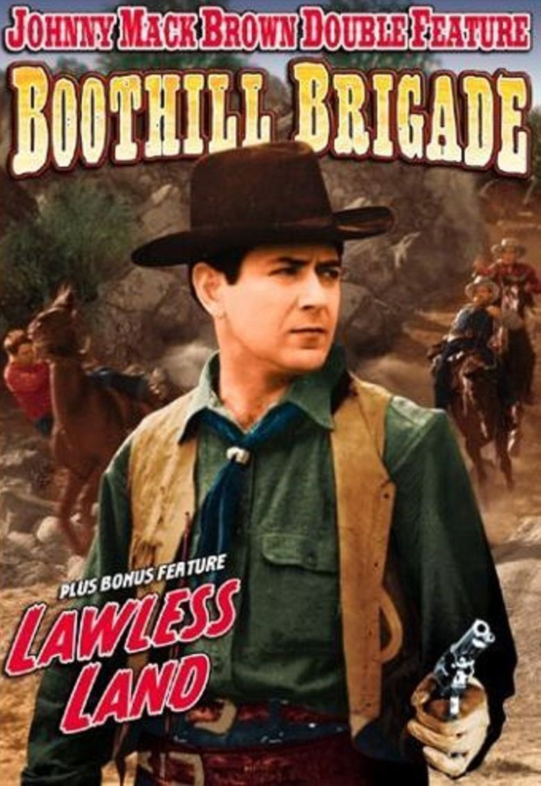 Boothill Brigade Poster