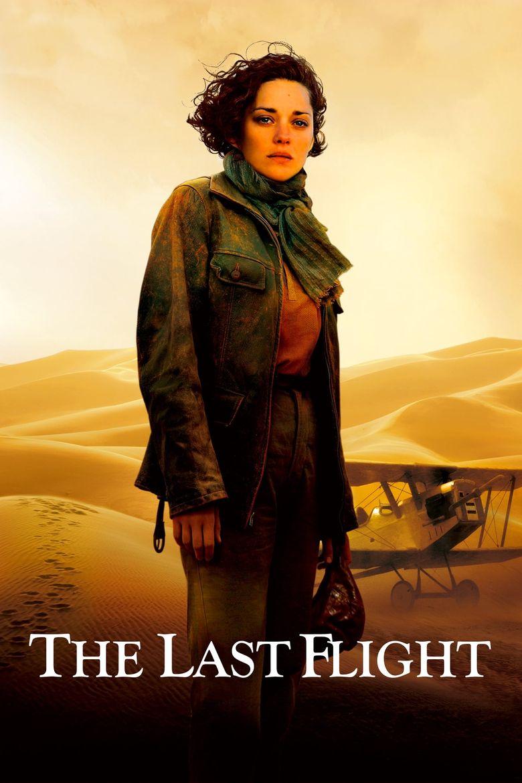 The Last Flight Poster