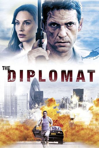 The Diplomat Poster