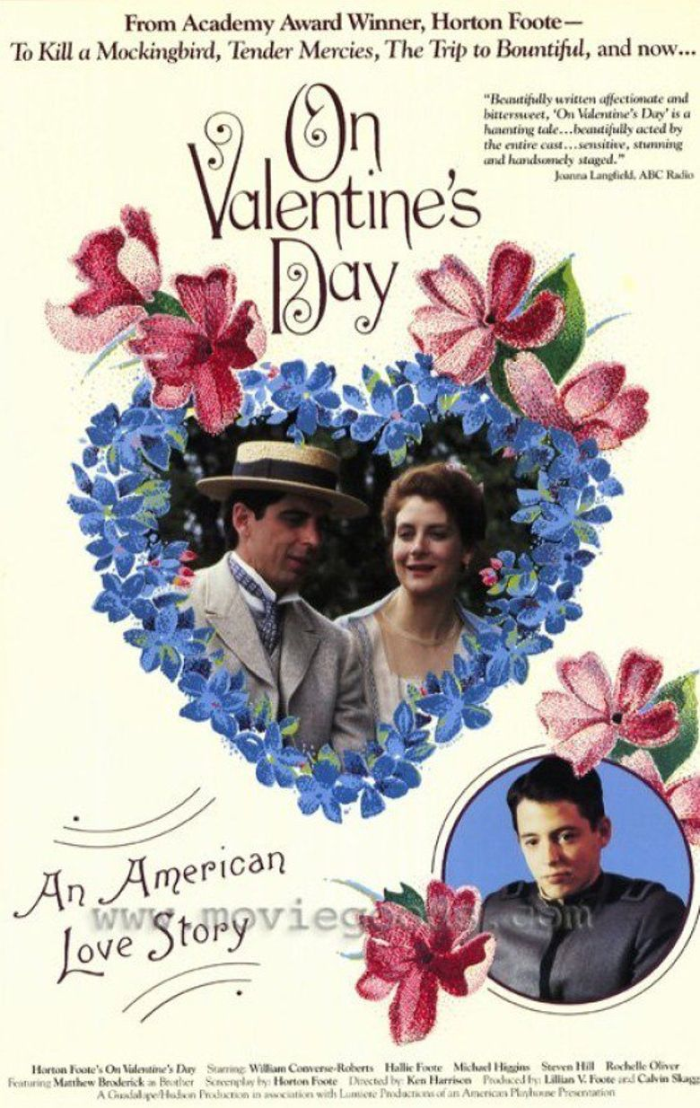 On Valentine's Day Poster