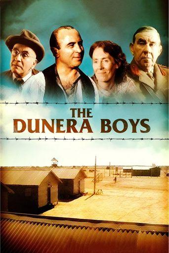 The Dunera Boys Poster