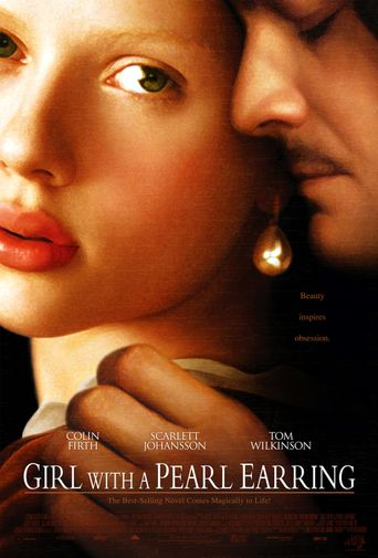 Watch Girl with a Pearl Earring
