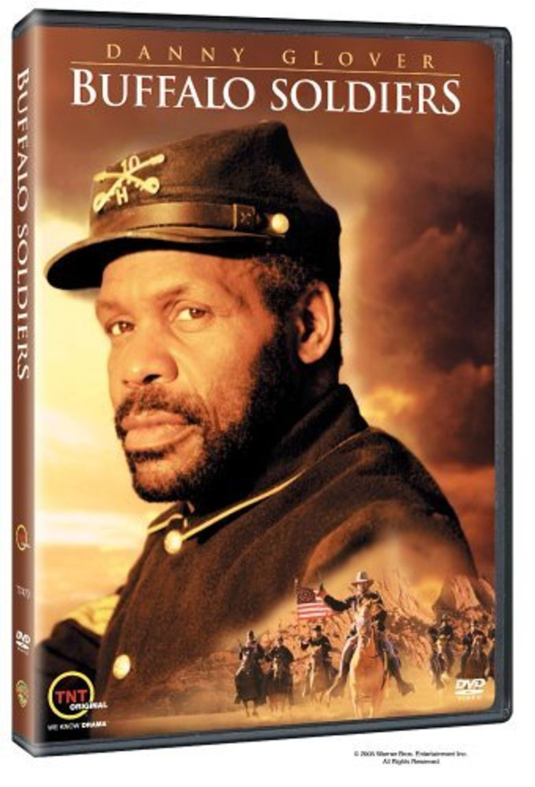 Buffalo Soldiers Poster