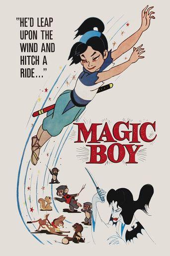 Magic Boy Poster