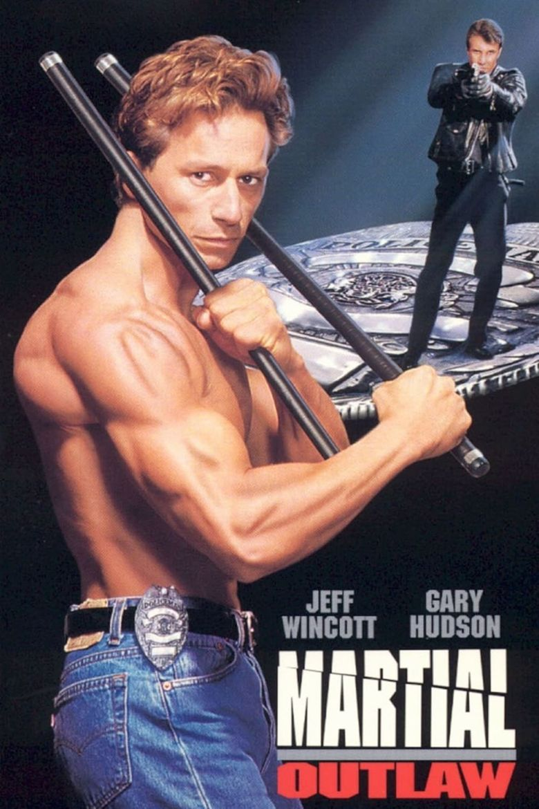 Martial Outlaw Poster