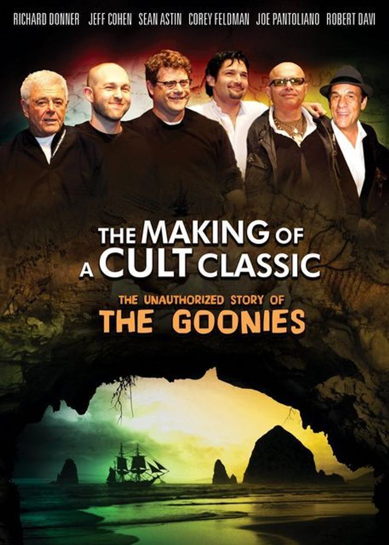 Making of a Cult Classic: The Unauthorized Story of 'The Goonies' Poster