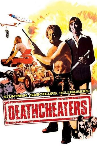 Deathcheaters Poster