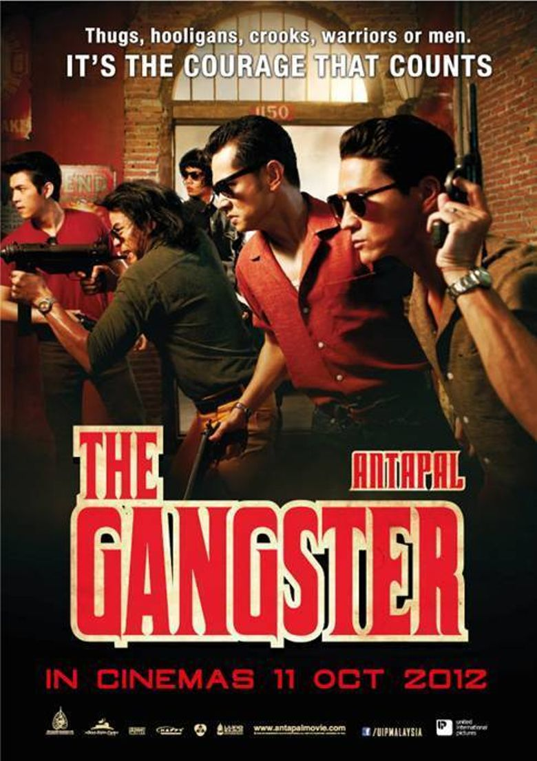 The Gangster Poster