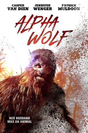 Alpha Wolf Poster