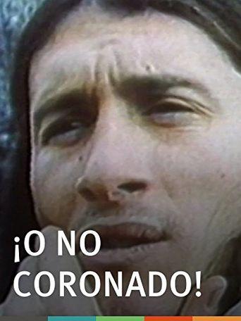 ¡O No Coronado! Poster