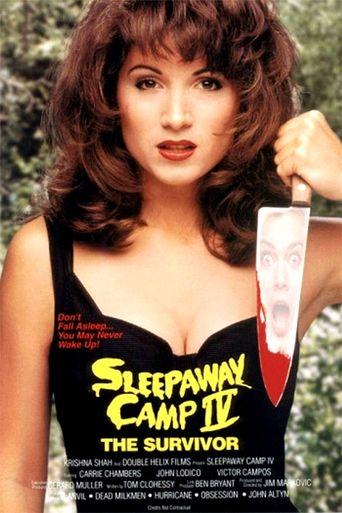 Sleepaway Camp IV: The Survivor Poster