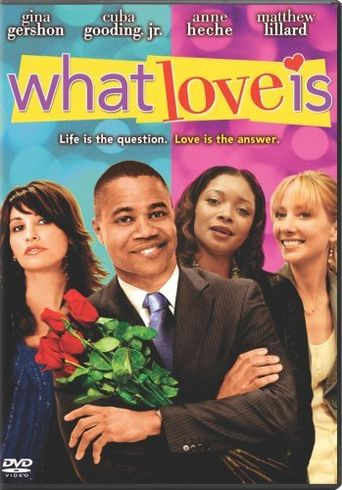 What Love Is Poster