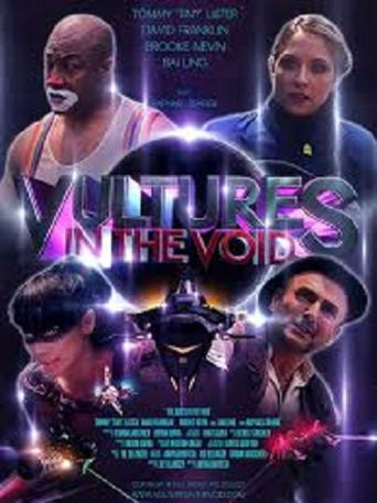 Vultures in the Void Poster