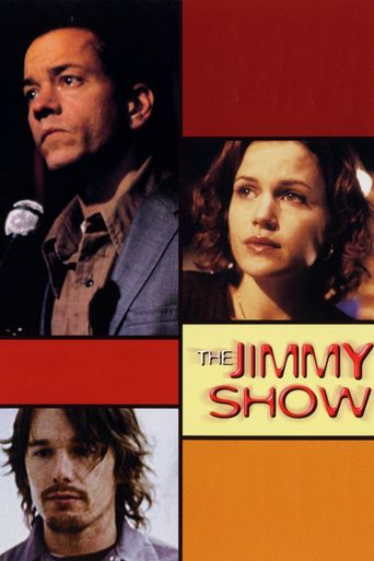 The Jimmy Show Poster