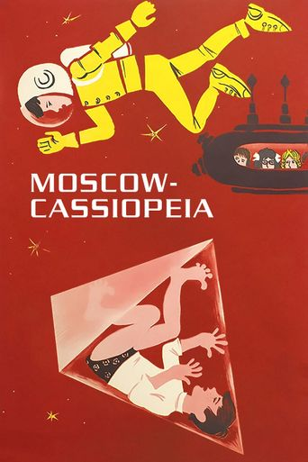 Moscow-Cassiopeia Poster