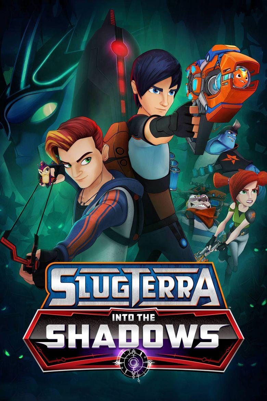 Slugterra: Into The Shadows Poster