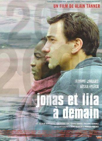 Jonas And Lila, Til Tomorrow Poster