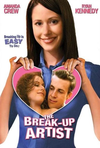 The Break-up Artist Poster