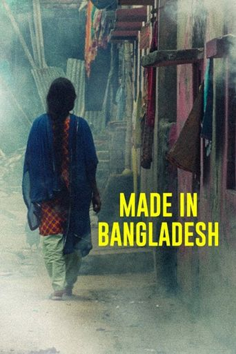 Made in Bangladesh Poster