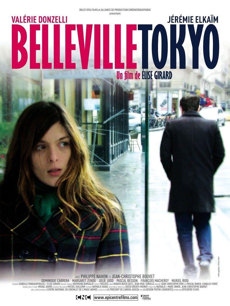 Belleville Tokyo Poster