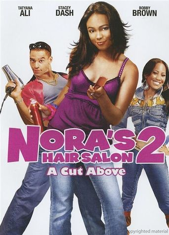 Nora's Hair Salon II: A Cut Above Poster