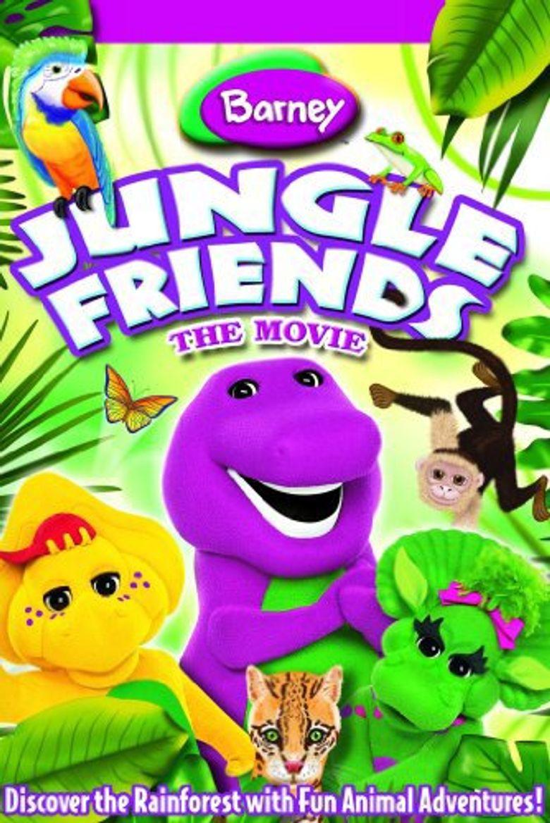 Barney: Jungle Friends Poster