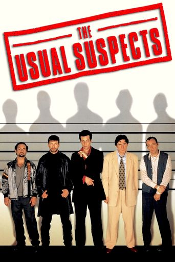 Watch The Usual Suspects