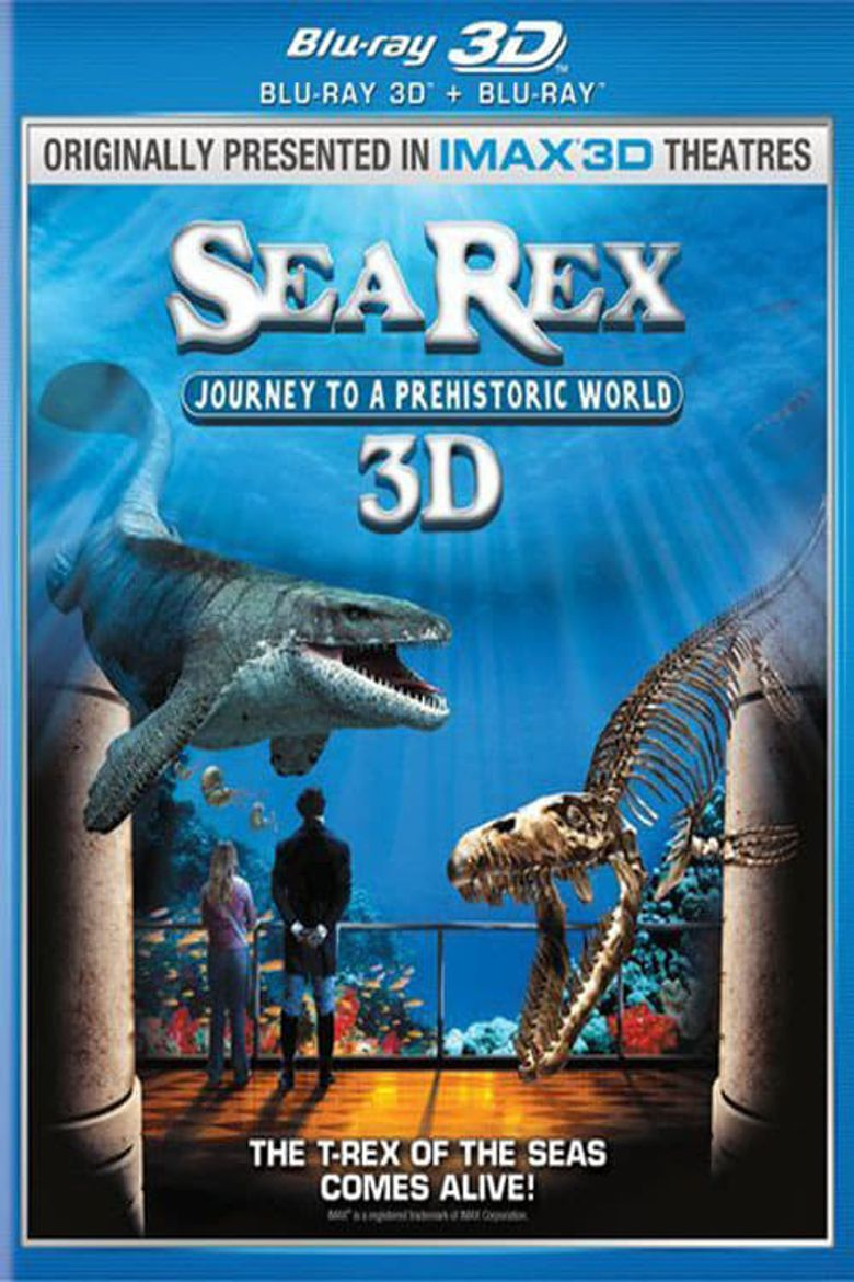 Sea Rex 3D: Journey to a Prehistoric World Poster
