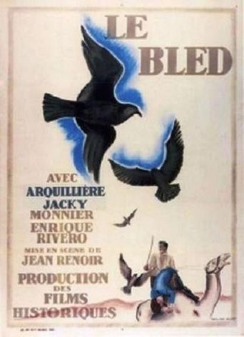 Le bled Poster