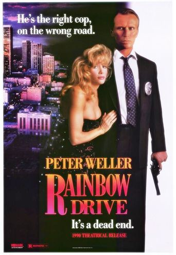 Rainbow Drive Poster