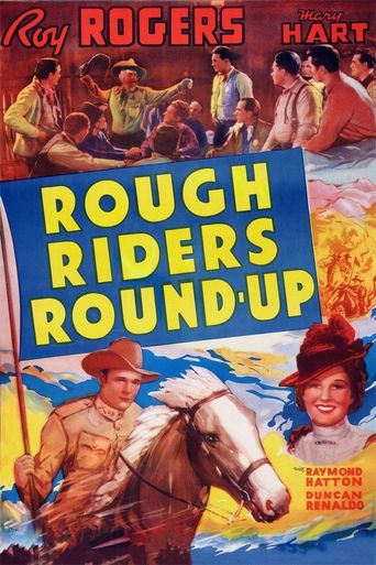 Watch Rough Riders' Round-up