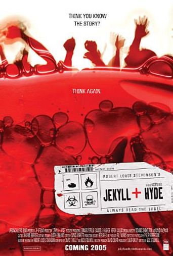 Jekyll + Hyde Poster