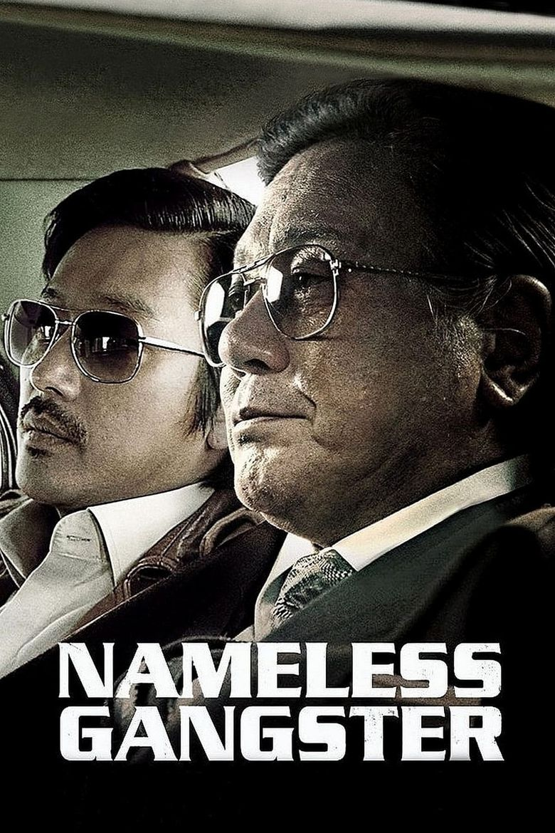 Nameless Gangster Poster