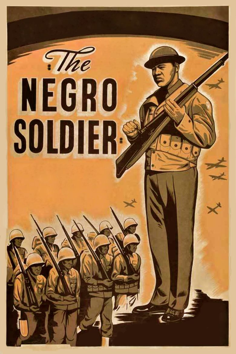 The Negro Soldier Poster