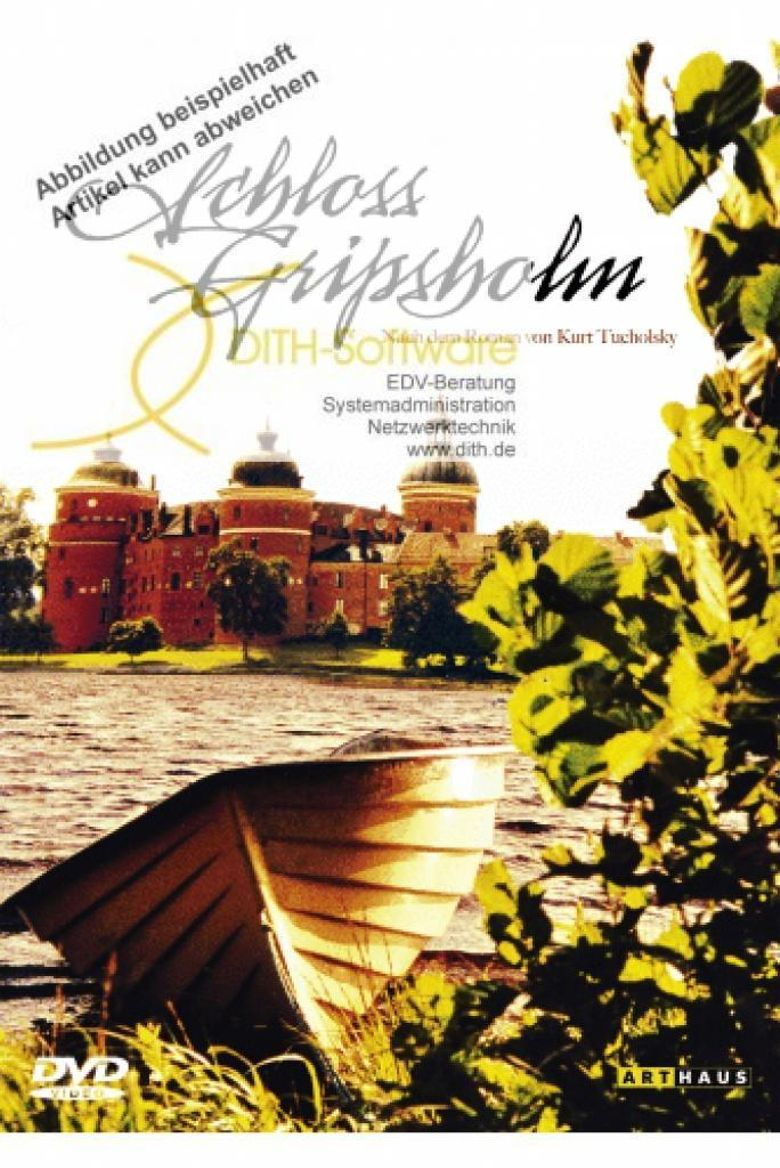 Schloss Gripsholm Poster