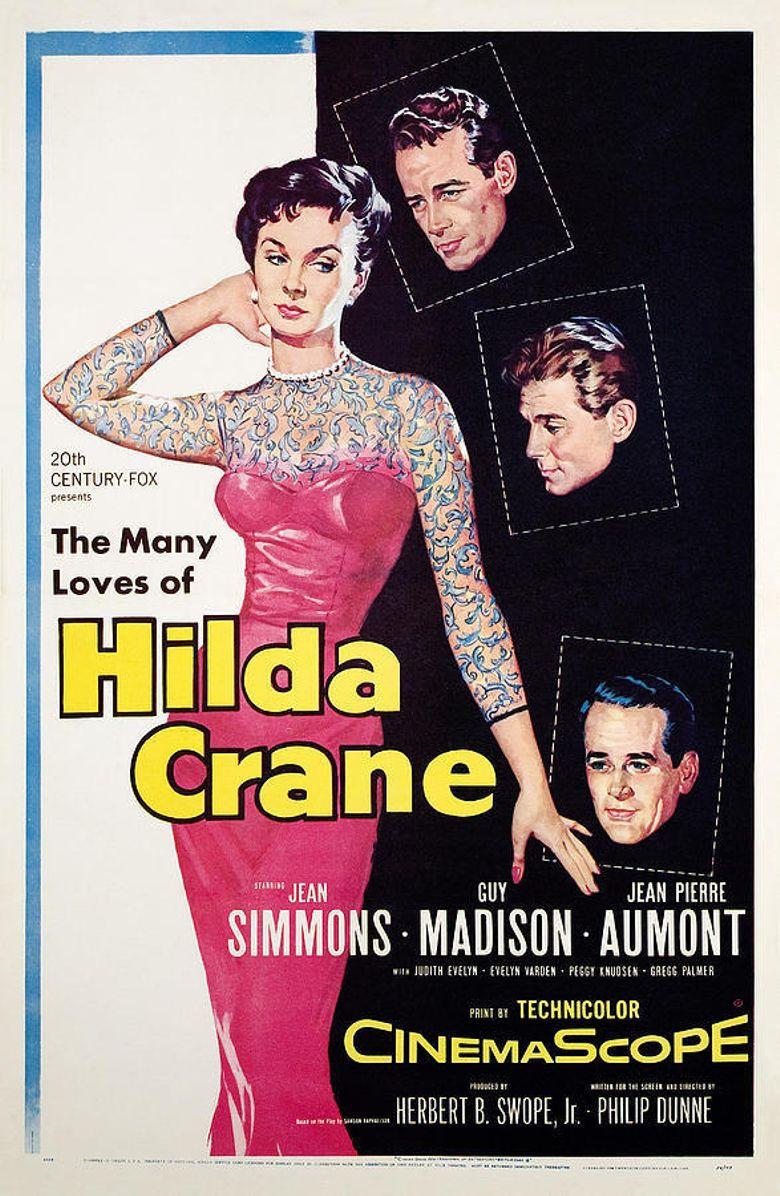 Hilda Crane Poster
