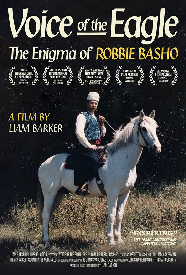 Voice of the Eagle: The Enigma of Robbie Basho Poster