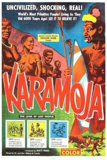 Karamoja Poster