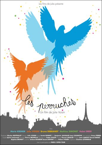 Les Perruches Poster