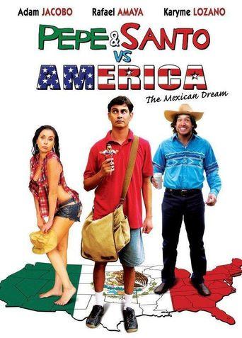 Pepe & Santo vs. America Poster