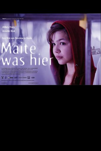 Maite Was Here Poster