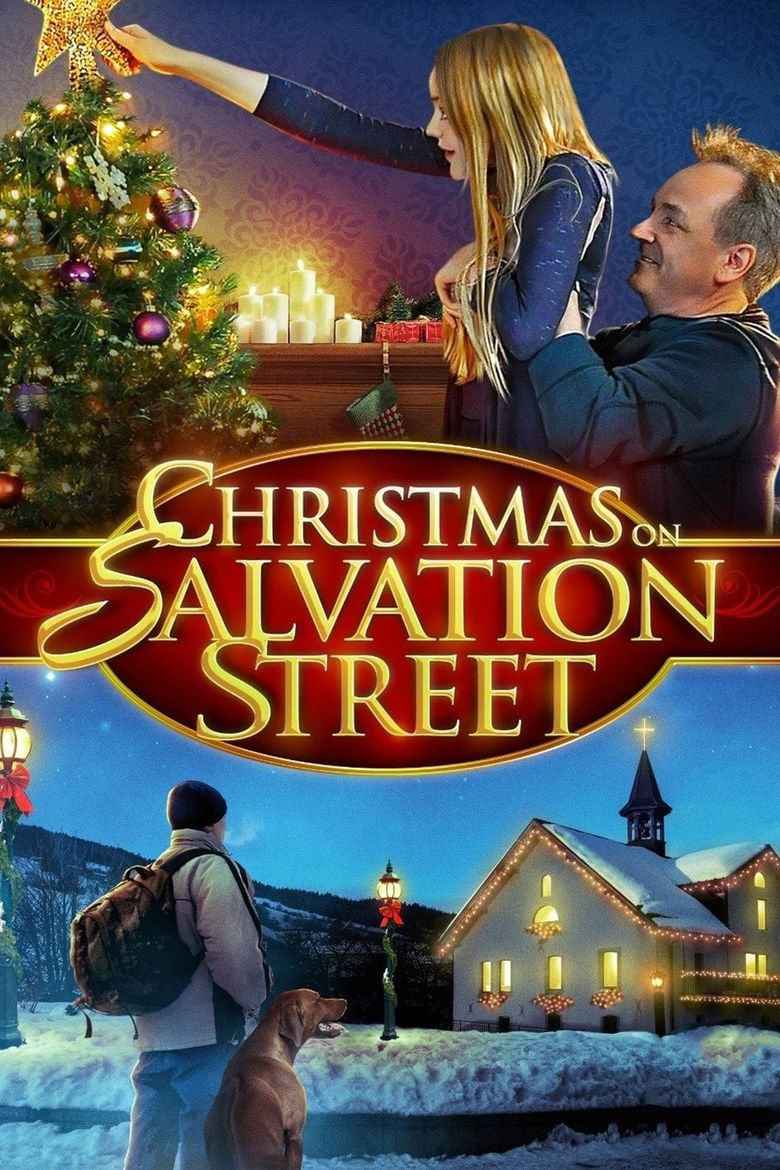 Christmas on Salvation Street Poster